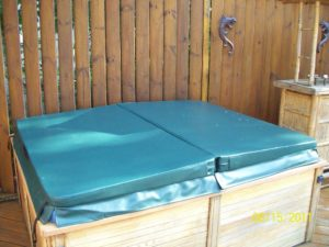 basic hot tub spa covers