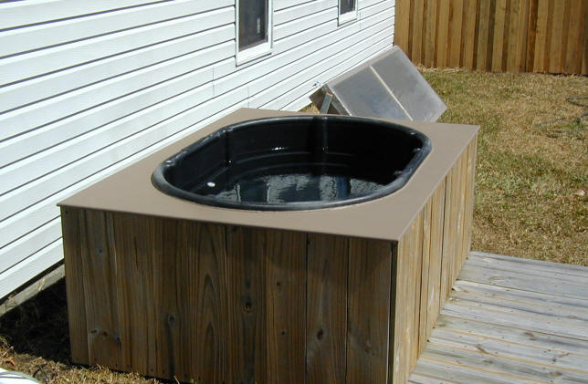 Diy Solar Heating For Your Hot Tub